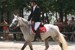 """Nos anciens cavaliers """"en vacances"""" à Lamotte Beuvron pour l'Open de France !"""
