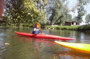 Encore du kayak mais avec l'AS cette fois ci !