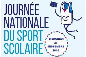 Préparons la Journée Nationale du Sport Scolaire !