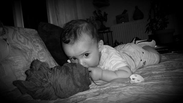 ma vie mon amour mon petit prince a sa maman YANIS