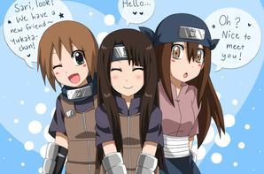 Zari et ses amis