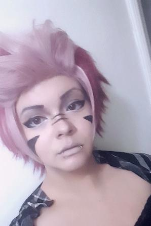 Two makeup for my oc