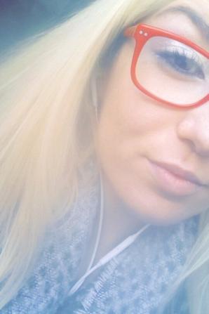 blonde attitude !! <3