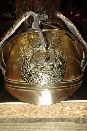 casque 1830 de PARIS