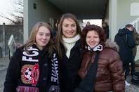 Photos avec Gaëtane Thiney ( FC Juvisy)