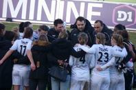 23 février Juvisy- Yzeure 1-0 ( photos)