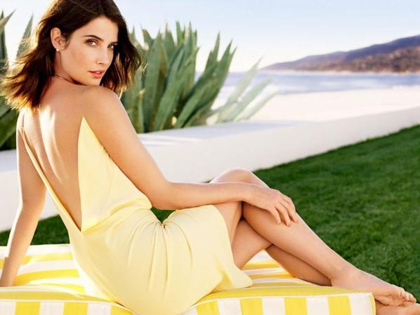Cobie Smulders - Self Magazine 04/2014