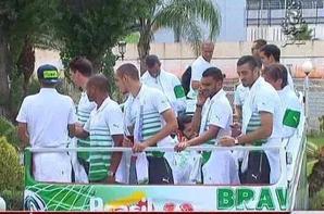 L' ALGERIE AU MONDIAL BREZIL 2014