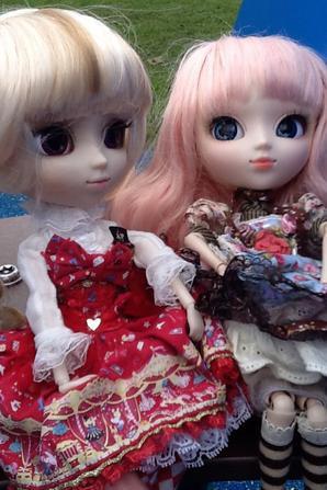 Les deux soeurs - Mistu & Mustsumi :]