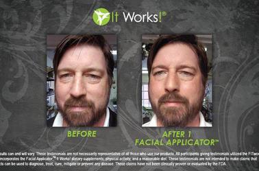Les produits It Works et les hommes !!!