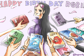 Happy birthday Robin !