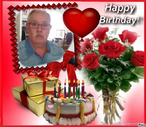 joyeux anniversaire mon coeur je t'aime gros bisous