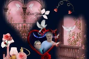 très jolie cadeaux pour la saint valentin de mon amie annik laurent