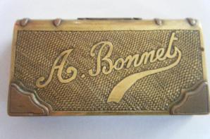 BRIQUET LIVRE A .BONNET