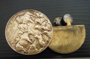 BRIQUET ANCIEN STYLE POILU