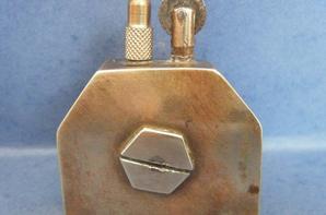 briquet de poilu artisanal de bureau