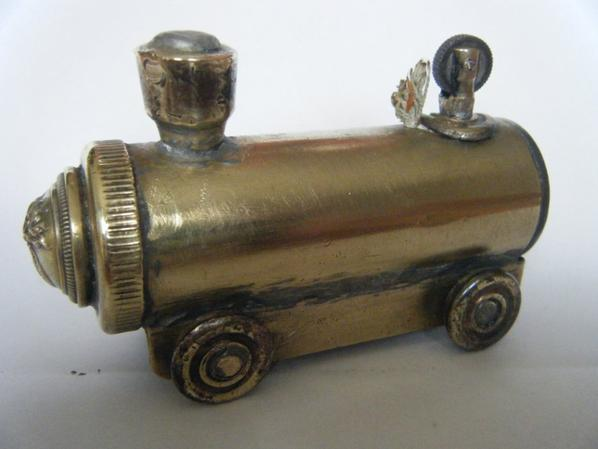 briquet locomotive