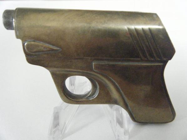 briquet de poilu pistolet