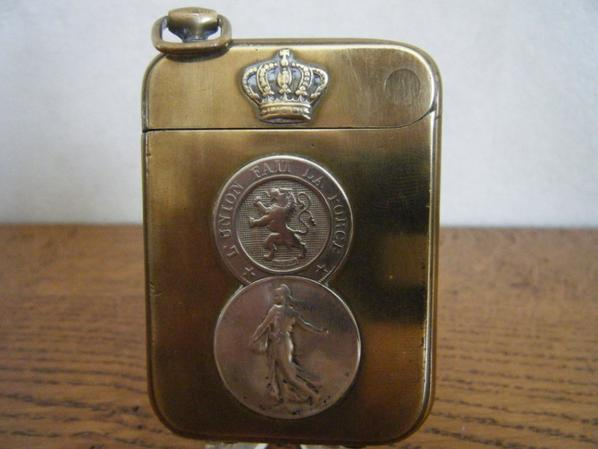 briquet couronne royale