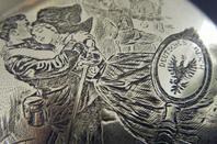 briquet de poilu dessin en Alsace le vrai plébiscite d'après Scott