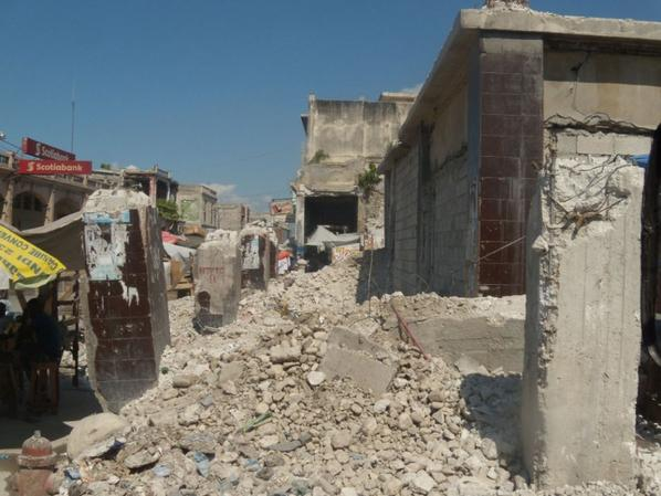 Journée à Port-au-Prince et animation à Kenscoff