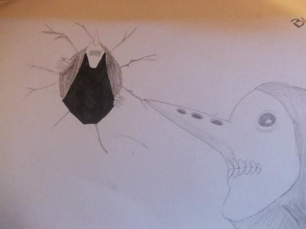 Quelques dessins fait par moi :)