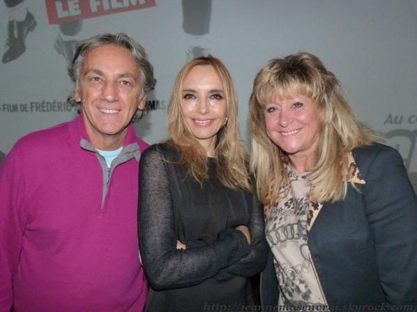"""Avant-première """"STARS 80 """" en Belgique (suite) - (12/10/12)"""