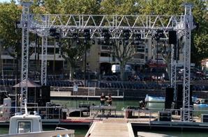 Suite de la tournée... - JEANNE MAS et ses musiciens sont à AGDE ce mardi 13/08/2013