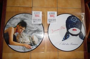 Aujourd'hui , Sortie officielle  -   de 2 albums de JEANNE en vinyl