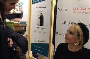 """SAMEDI 12 MARS 2016 - Dédicace """"Ma vie est une pomme"""" au BHVMarais (Paris) (suite)"""