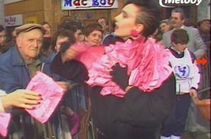 """Il y a 32 ans jour pour jour... - JEANNE participait à l'émission  """"LES PETITS PAPIERS DE NOEL"""" sur FR3"""