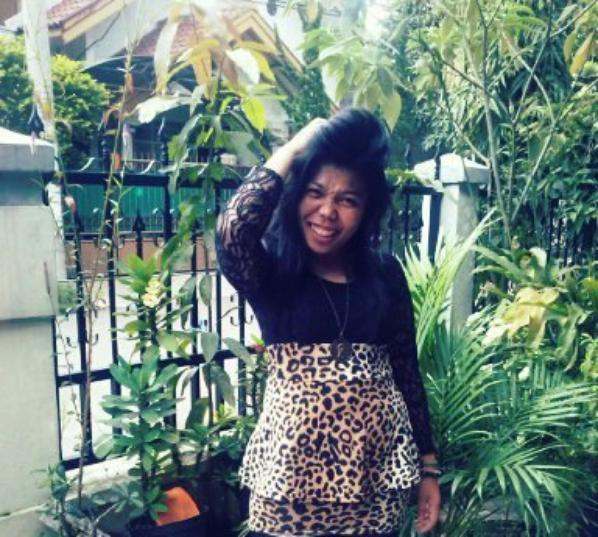 BECAUSE IM HAPPY :*