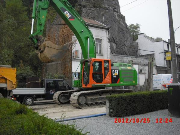 wanze 2012 cat 336e