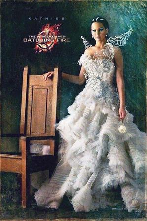 Affiches promotionnelles HUNGER GAMES 2