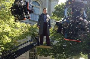 """days of future past"" photos du tournage"