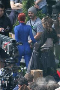 "Mystique ""Days of future past"""