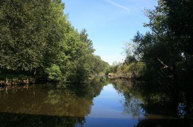 Marais Bretons ballade en barque