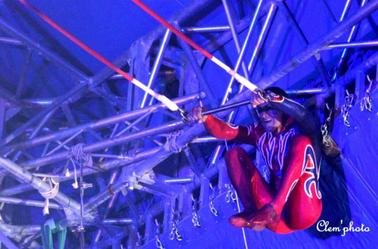 Article 56 :  Les personnages de cirque