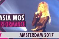 "-- "" Kasia Moś "" -- Eurovision "" Année 2 017 "" --"