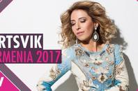 "-- "" Artsvik "" -- -- Eurovision "" Année 2 017 "" --"