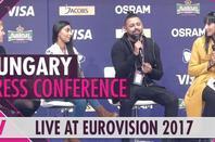 """-- """" Joci Pápai """" -- -- Eurovision """" Année 2 017 --"""