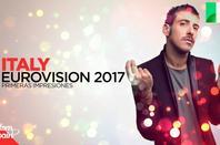 "-- "" Francesco Gabbani "" -- -- Eurovision "" Année 2 017 --"