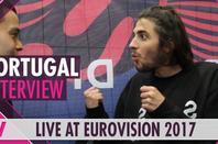 "-- "" Salvador Sobral "" -- -- Eurovision "" Année 2 017 "" --"