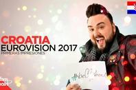 """-- """" Jacques Houdek """" -- Eurovision """" Année 2 017 """" --"""