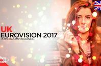 "-- "" Lucie Jones "" -- -- Eurovision Année 2 017 "" --"