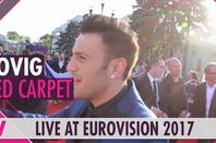 """-- """" Hovig """" -- -- Eurovision Année 2 017 --"""