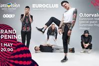 """-- """" O.Torvald """" -- -- Eurovision """" Année 2 017 """" --"""