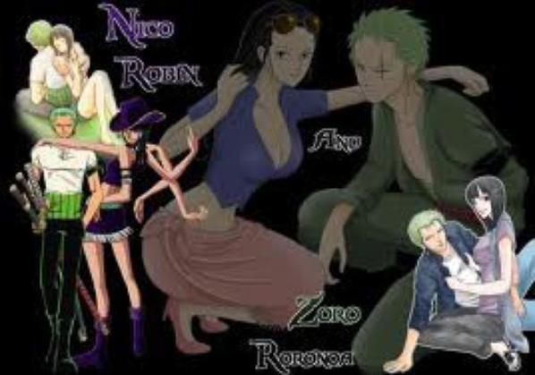 Zoro x Robin