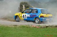 Rallye Sprint Winning Erezée 2017