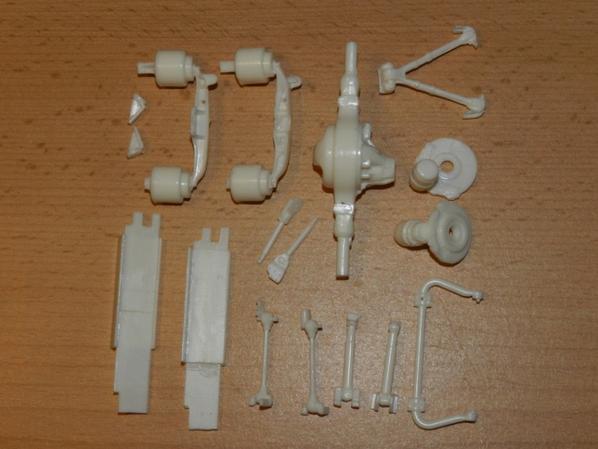 Kit Iveco Stralis 6X4